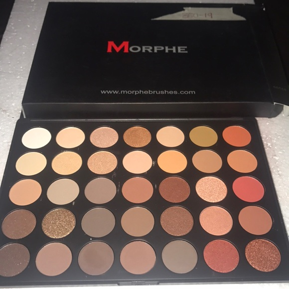 Morphe Makeup Morphe 35o Palette 35o9 Poshmark Shop morphe makeup and find the best fit for your beauty routine. morphe 35o palette 35o 19